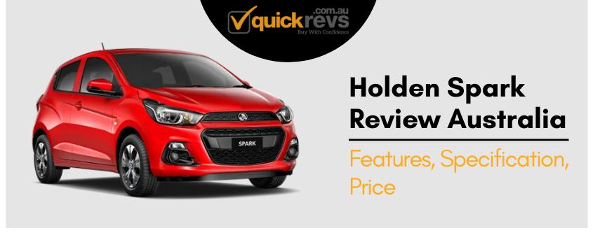 Holden Spark Review Australia