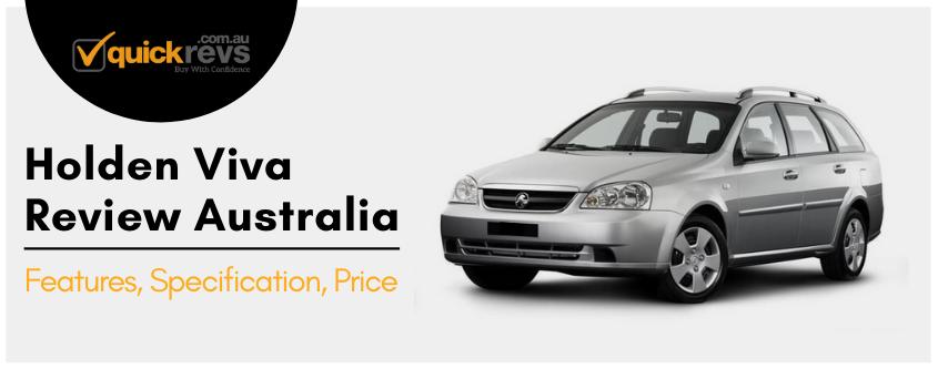 Holden Viva Review Australia
