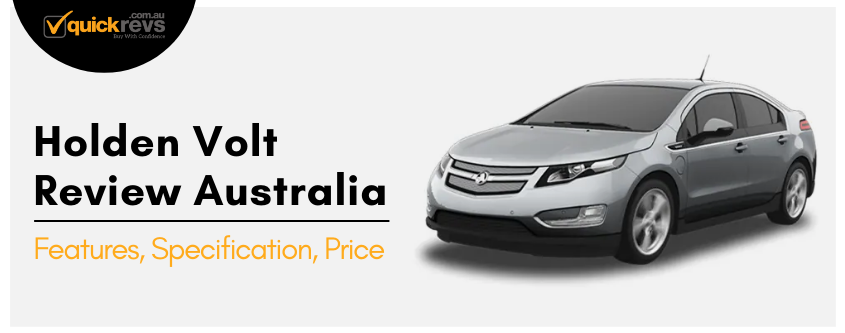 Holden Volt Review Australia