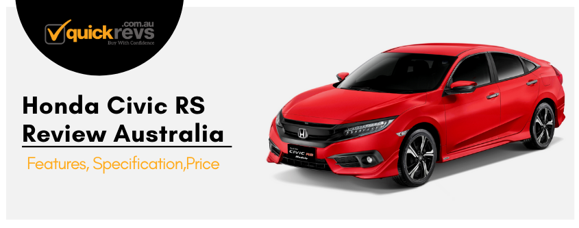 Honda Civic RS Review Australia