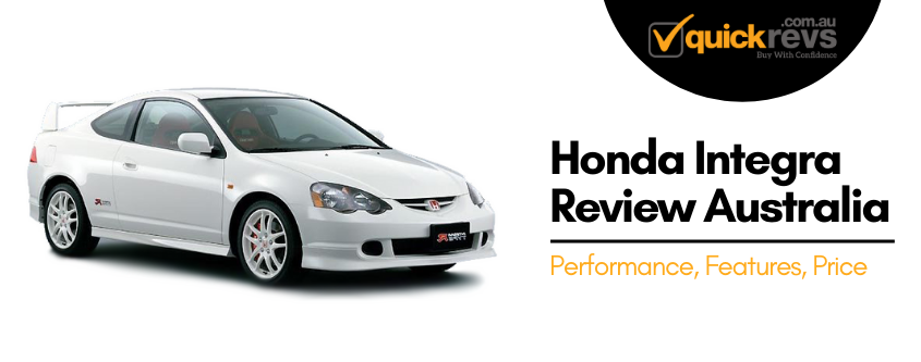 Honda Integra Review Australia