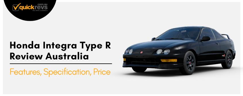Honda Integra Type R Review Australia
