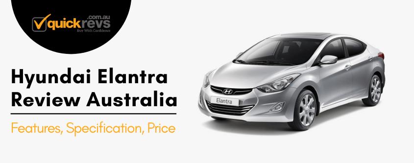 Hyundai Elantra Review Australia