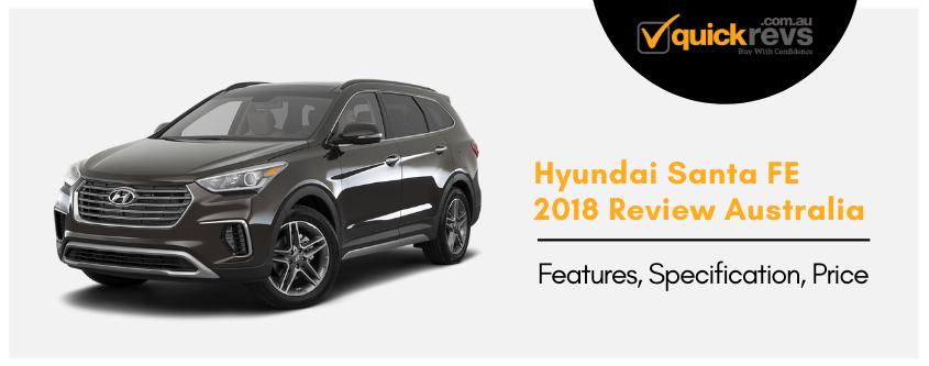 Hyundai Santa FE 2018 Review Australia
