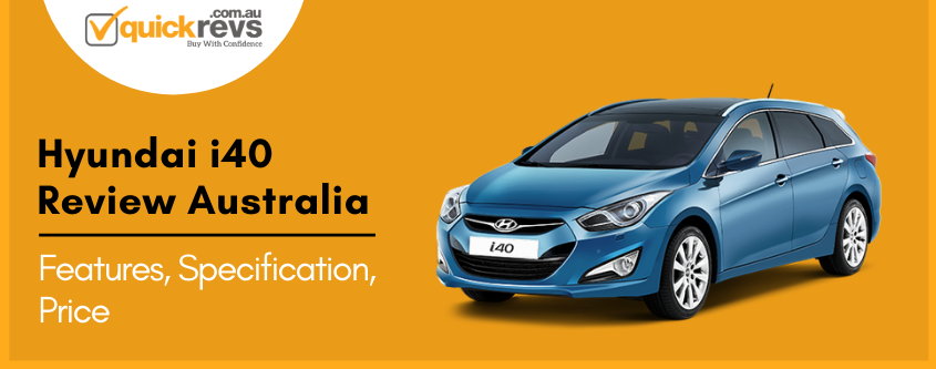 Hyundai i40 Review Australia