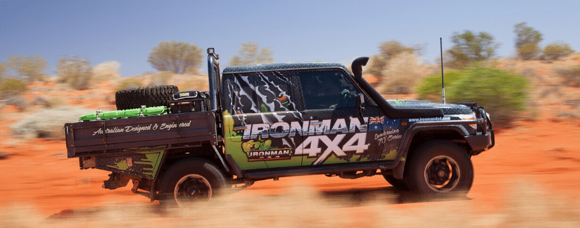 Ironman 4x4 Review