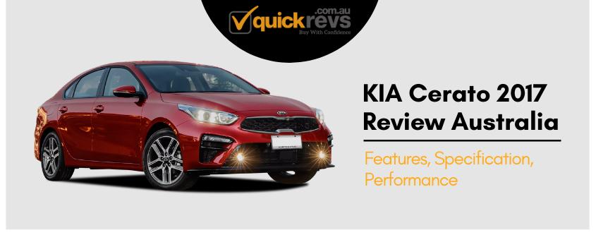 KIA Cerato 2017 Review Australia