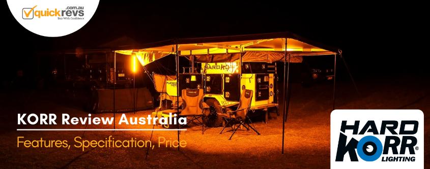 KORR Lighting Review Australia |