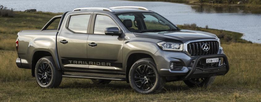 LDV T60 Review Australia 2020