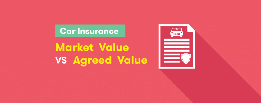 Market Value vs Agreed Value Car Insurance
