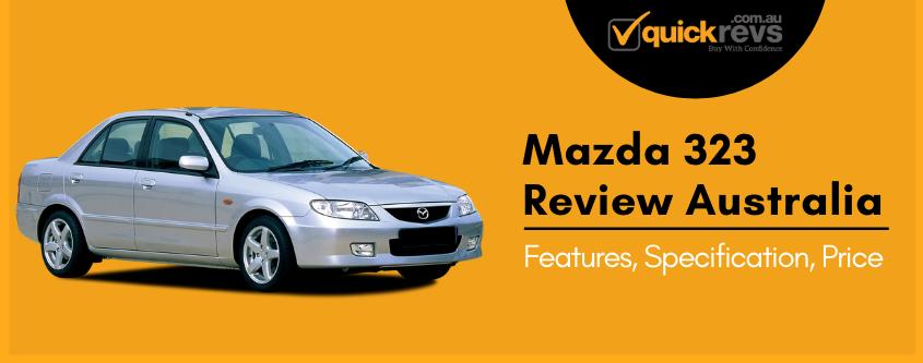 Mazda 323 Review Australia