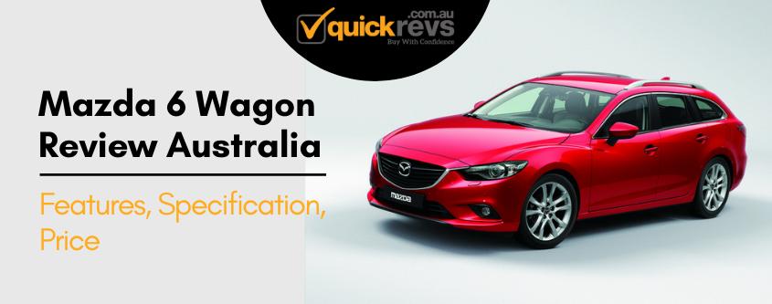 Mazda 6 Wagon Review Australia
