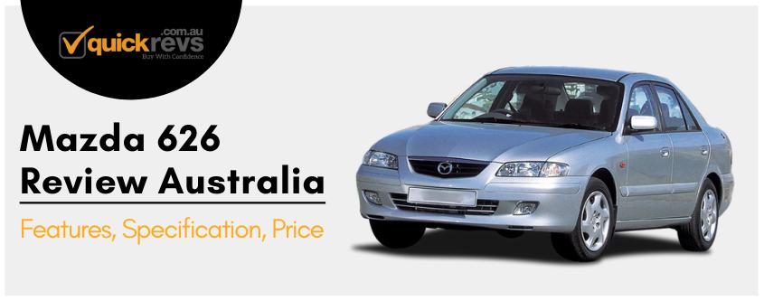 Mazda 626 Review Australia