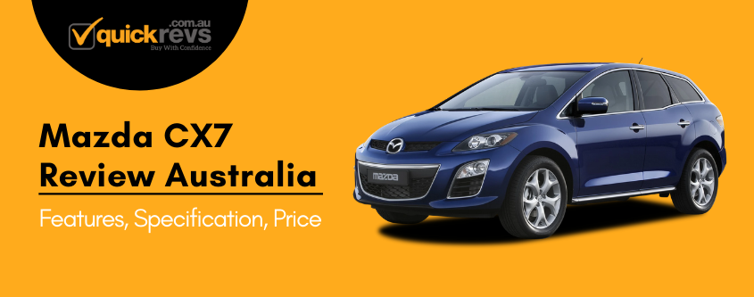 Mazda CX7 Review Australia