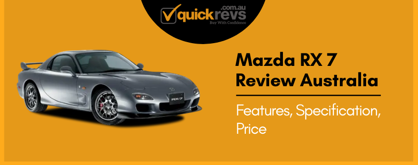 Mazda RX7 Review Australia