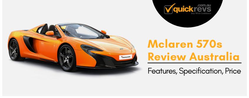 Mclaren 570s Review Australia