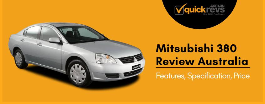 Mitsubishi 380 Review Australia