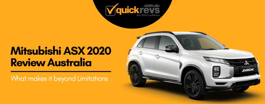 Mitsubishi ASX 2020 Review Australia