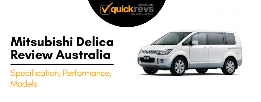 Mitsubishi Delica Review Australia