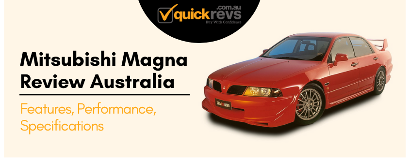 Mitsubishi Magna Review Australia