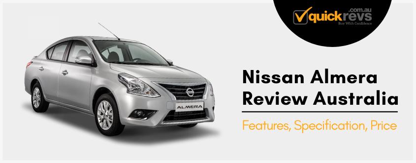 Nissan Almera Review Australia