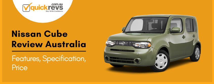 Nissan Cube Review Australia