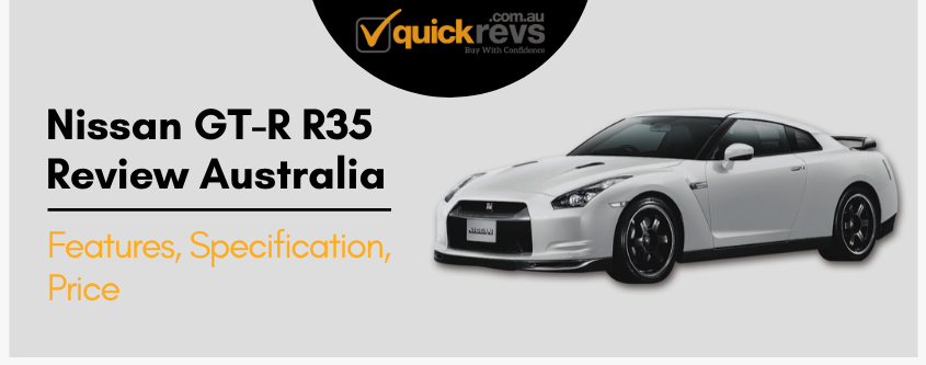 Nissan GTR r35 Review Australia