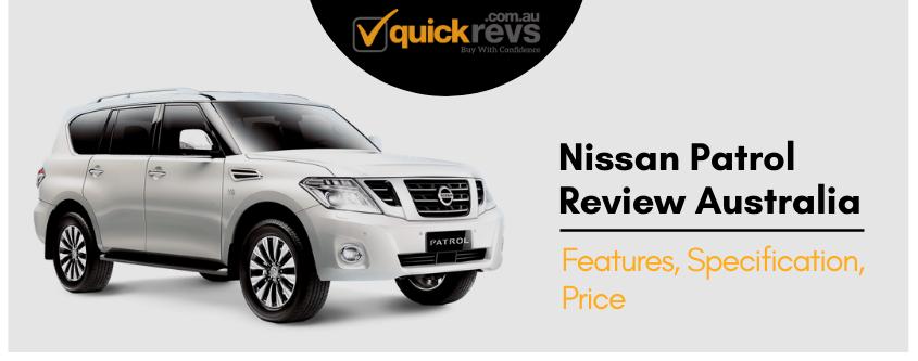 Nissan Patrol Review Australia