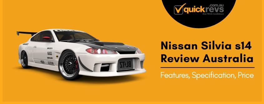 Nissan Silvia S15 Review Australia