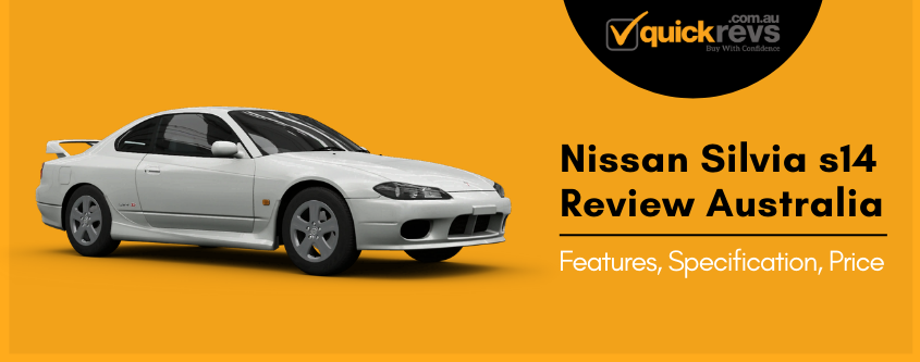 Nissan Silvia s14 Review Australia