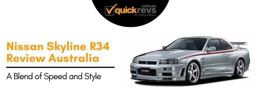 Nissan Skyline R34 Review Australia