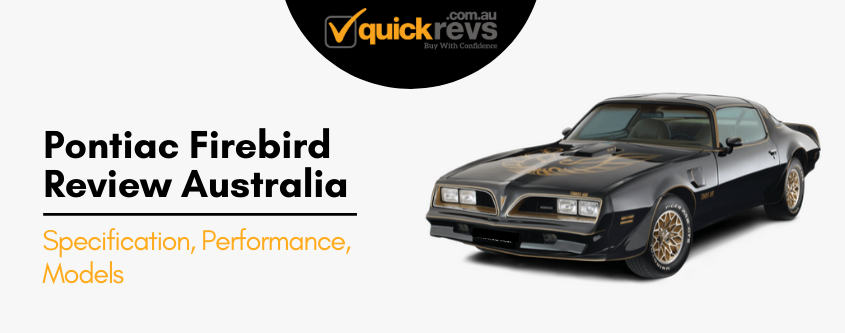 Pontiac Firebird Review Australia