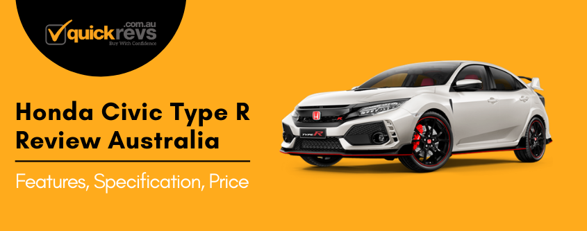 Honda Civic Type R Review Australia