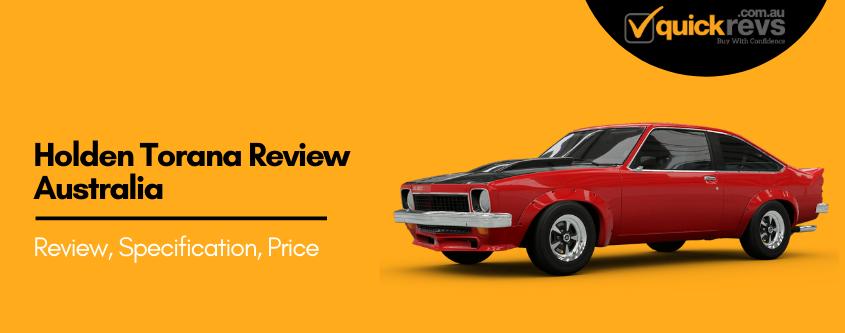 Holden Torana Review Australia