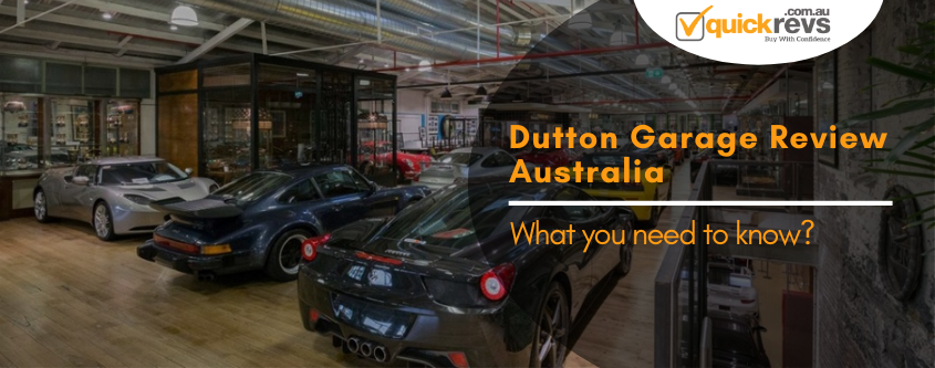 Dutton Garage Review Australia
