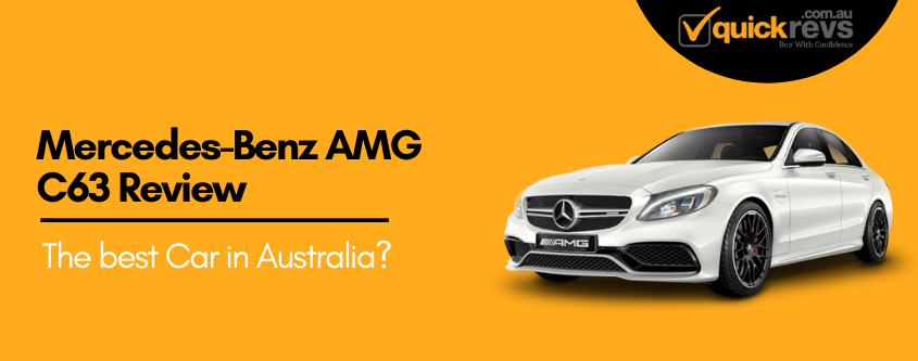 Mercedes-Benz AMG C63 Review Australia