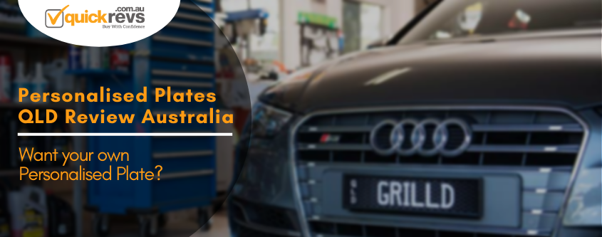 Personalised Plates QLD Review Australia