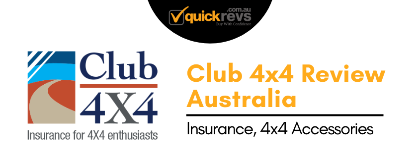 Club 4x4 Review Australia