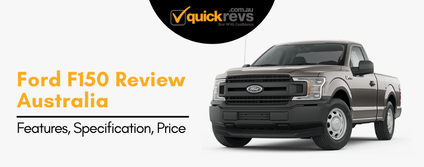 Ford F150 Review Australia