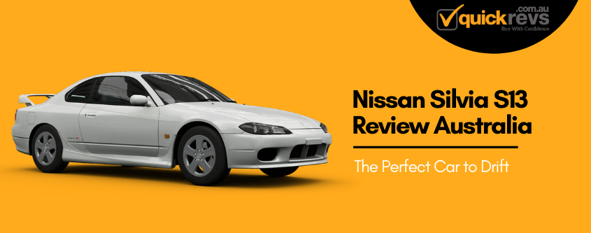 The Perfect Car to Drift | Nissan Silvia S13 Review Australia