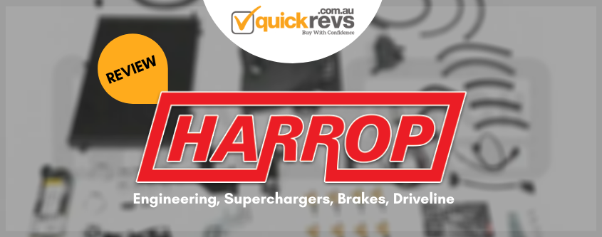 HARROP Review Australia