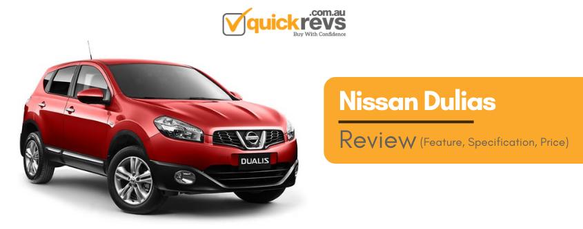 Nissan Dualis Review Australia