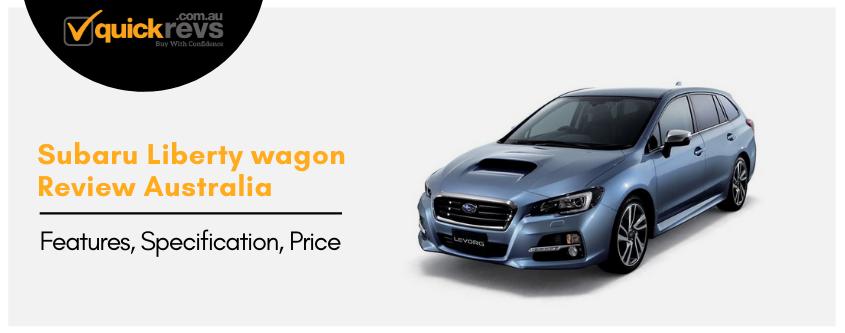 Subaru Liberty Wagon Review Australia