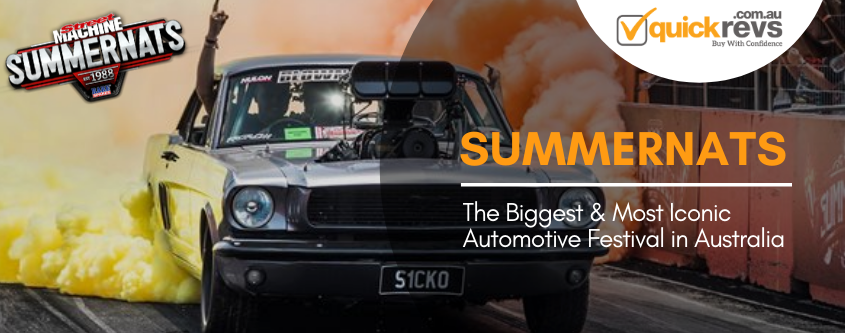 Summernats The Biggest and Most Iconic Automotive Festival in Australia