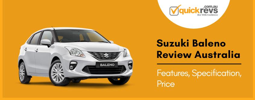 Suzuki Baleno Review Australia