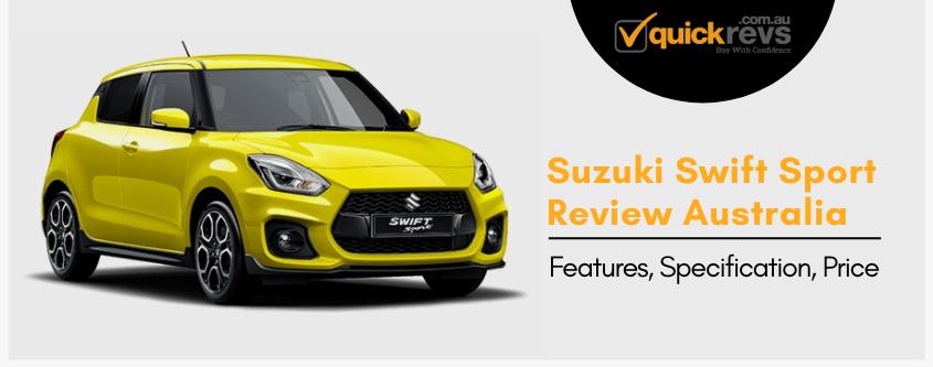 Suzuki Swift Sport Review Australia
