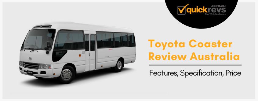 Toyota Coaster Review Australia