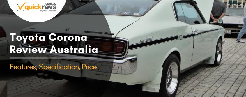 Toyota Corona Review Australia