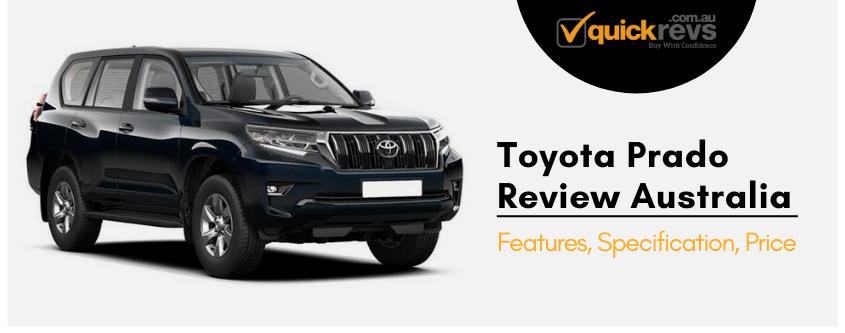 Toyota Prado Review Australia