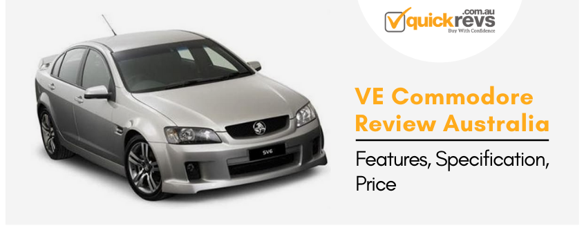 VE Commodore Review Australia | Features, Specifications, Trim levels